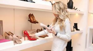 راهنمای سایز کفش زنانه