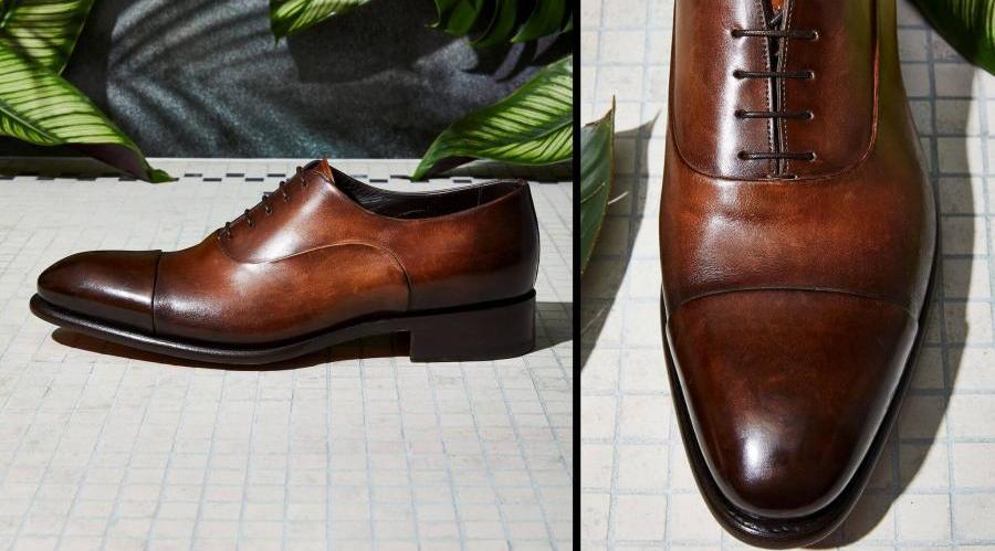 کفش کلاسیک مردانه ایتالیایی