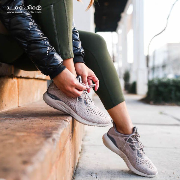 کفش زنانه مناسب برای دویدن