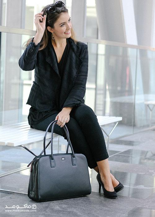 اندازه کیف زنانه شیک