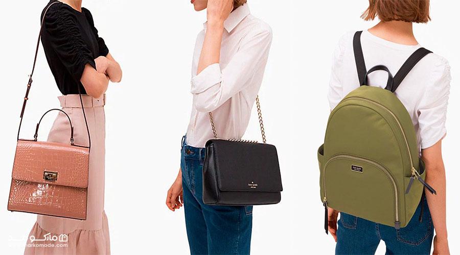 تخفیف کیف زنانه