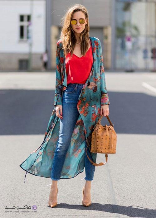 رنگ کیف زنانه شیک