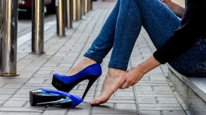 عوارض پوشیدن کفش نامناسب