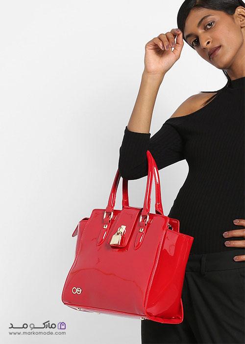 انواع کیف زنانه قرمز