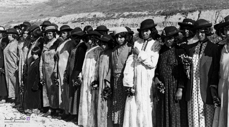 پوشاک در دوره پهلوی اول