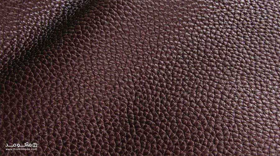 چرم دانه ای کامل (Full Grain or Top Grain Leather)