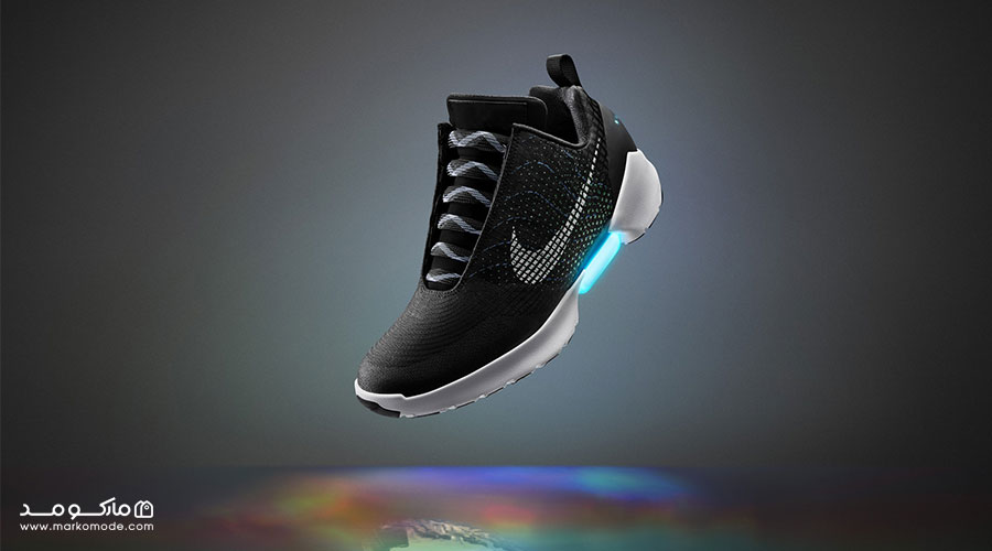 کفش هوشمند نایکی(Nike)