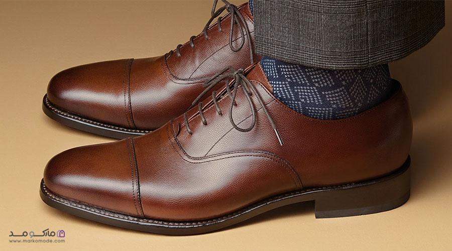 کفش آکسفورد چیست؟