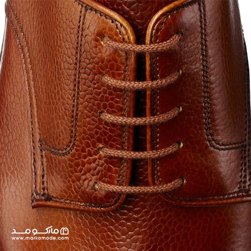 تفاوت کفش آکسفورد و دربی چیست؟