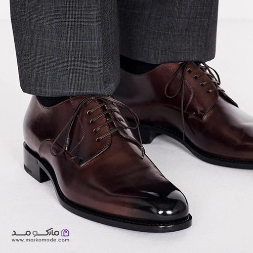 تاریخ ساخت کفش دربی
