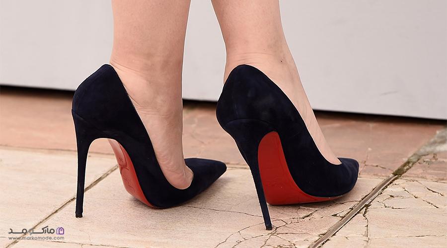 اهمیت انتخاب کفش پاشنه بلند مناسب