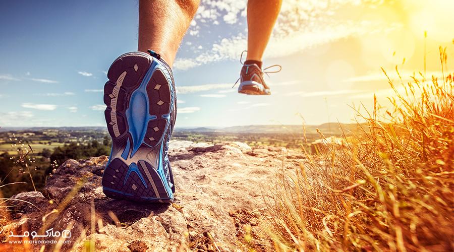 از کجا میتوان یک کفش ورزشی مناسب تهیه کرد؟