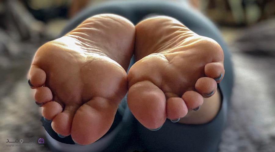 کفش مناسب برای پای بزرگ