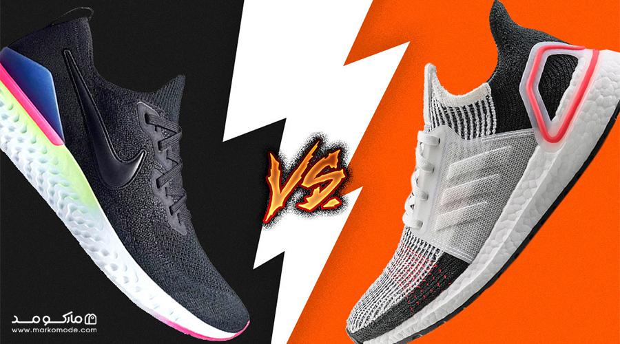 تفاوت کفش رانینگ با پیادهروی