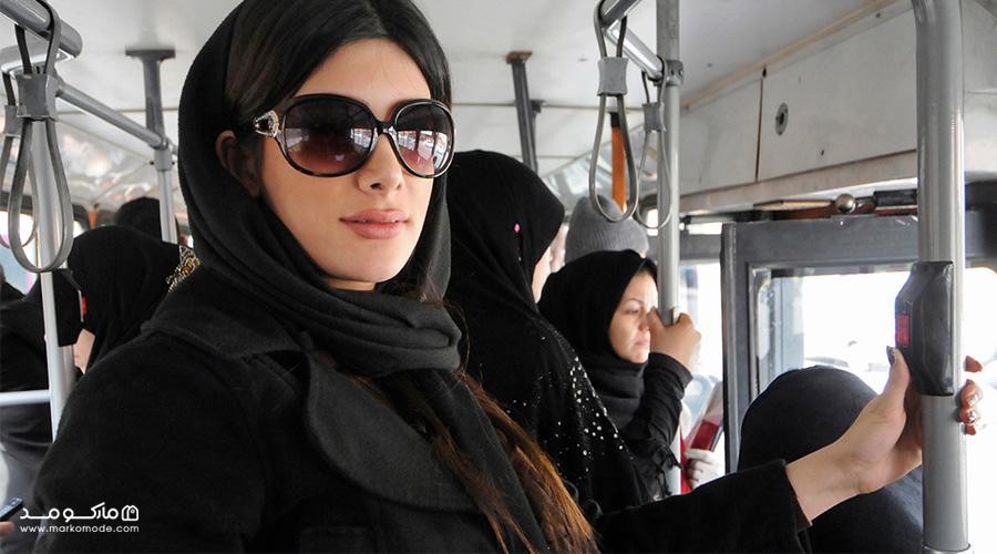 اهمیت توجه به پوشش زنان