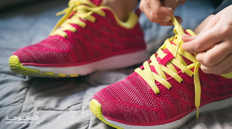 ویژگیهای کفش ورزشی