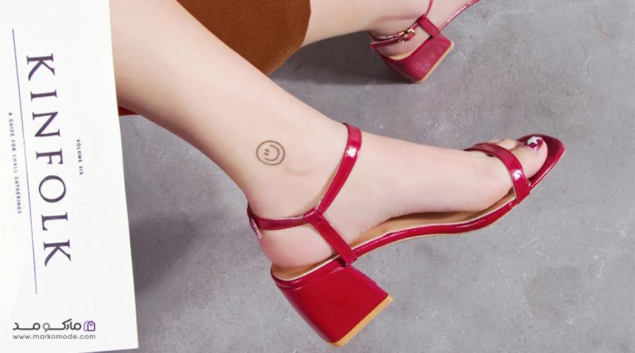 نکات مهم در خرید کفش مجلسی پاشنه بلند دخترونه