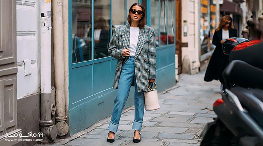 چرا باید شلوار لی مام استایل بپوشیم؟
