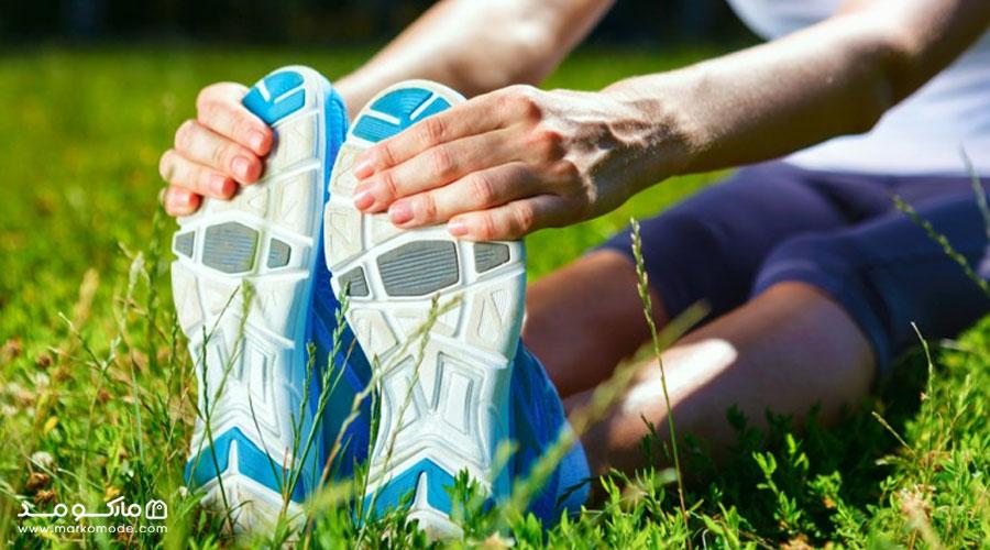 اهمیت پوشیدن کفش با سایز مناسب