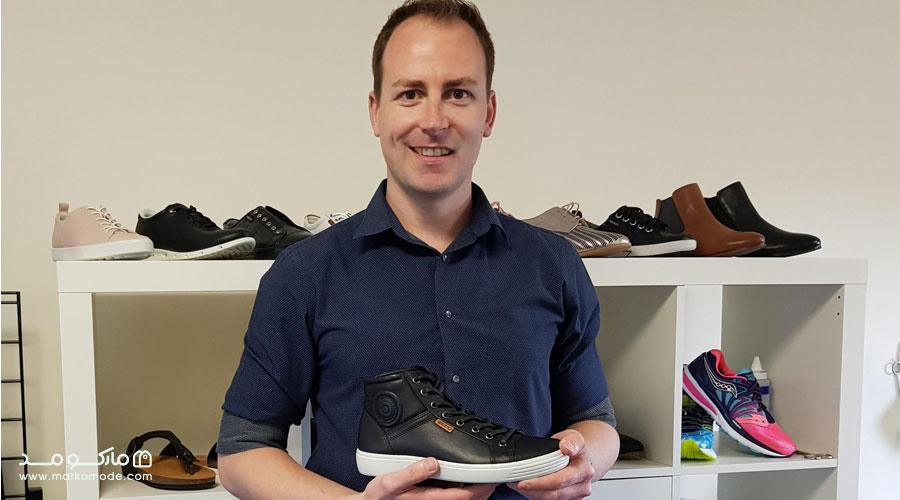 انتخاب کفش خوب