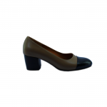 کفش پاشنه دار زنانه رنو پلاس کد 40473